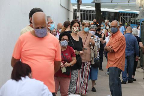 Nova falha na vacinação vai matar milhares de idosos no Brasil