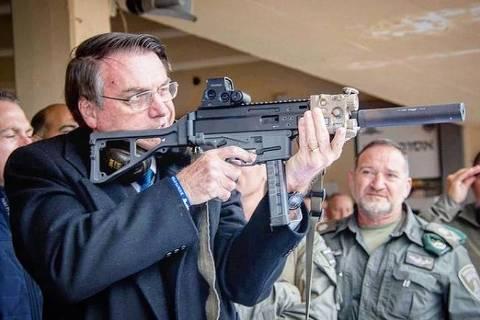 Congresso derruba vetos de Bolsonaro ao pacote anticrime e eleva pena para crimes com armas de uso restrito