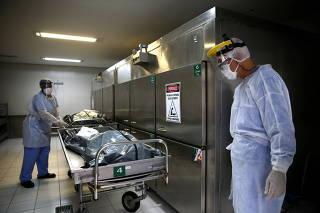Outbreak of the coronavirus disease (COVID-19) in Porto Alegre