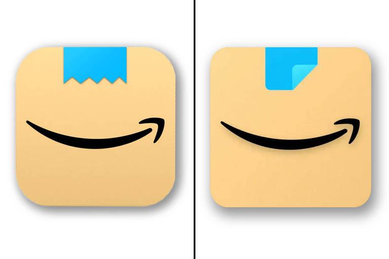 Amazon altera logo após usuários questionarem semelhança com bigode de Hitler