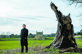 Kazuo Ishiguro, a novelist, in Chipping Campden, England.
