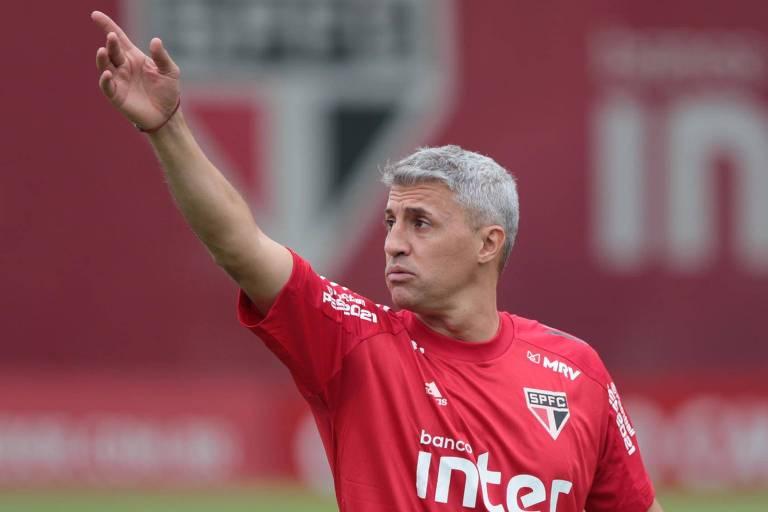 Hernán Crespo é um dos estrangeiros que inicia a temporada em um clube da Série A
