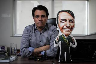 O empresário Otávio Oscar Fakhoury