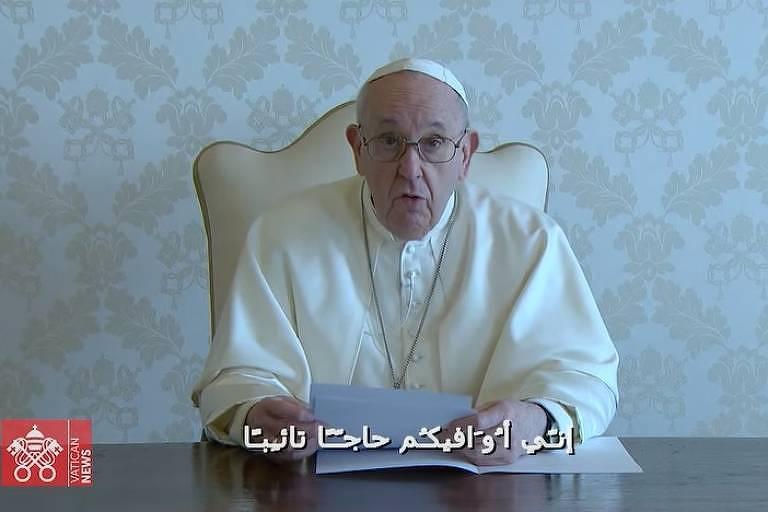Sob crítica nos EUA, papa vai ao Iraque 'implorar perdão e reconciliação'