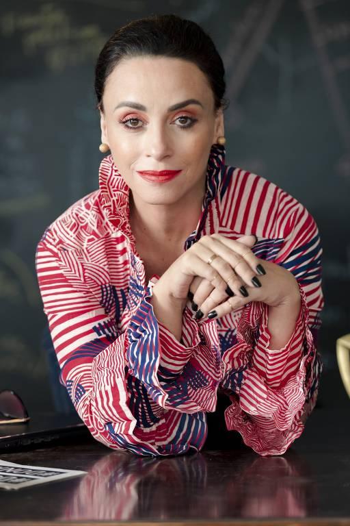Imagens da atriz Suzana Pires
