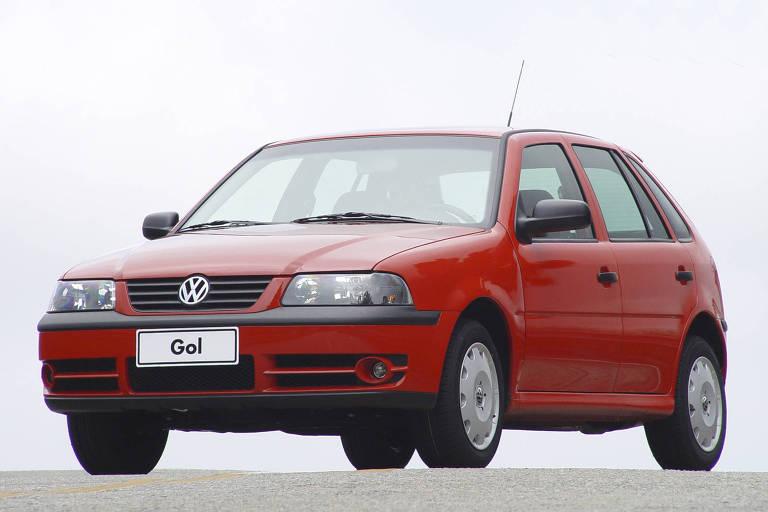 Volkswagen Gol 1.6 Total Flex 2003