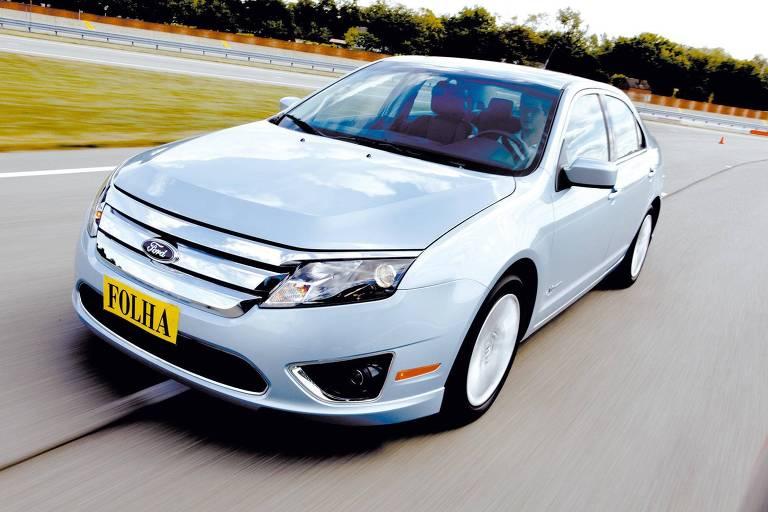 Automóvel Ford Fusion Hybrid