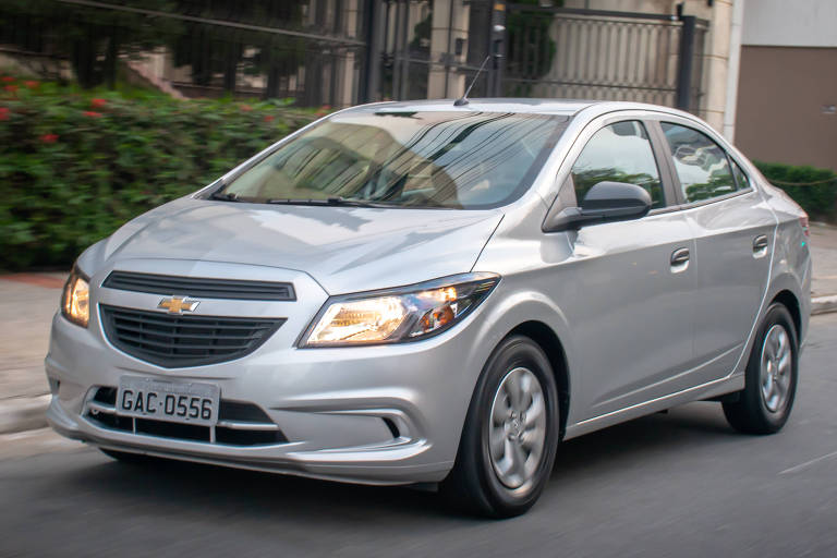 Chevrolet Prisma 1.0 Joy 2018/2019
