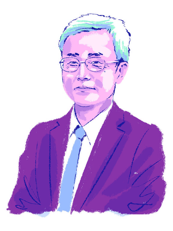 Shuzo Sasaki, 58, morador de Odaka, a 16 km da usina nuclear