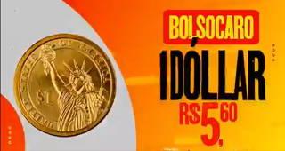 Liquidação total do Brasil inteiro! Todo dia é de preço alto com o Bolsocaro.