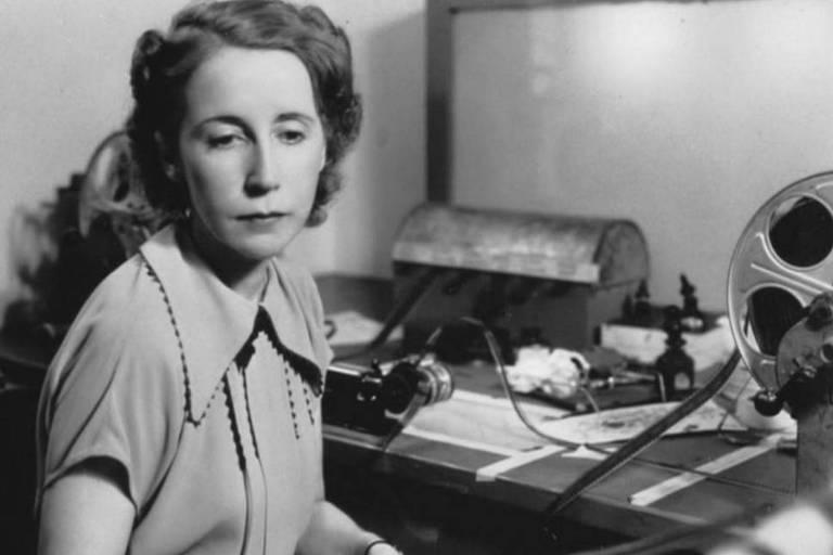 Margareth Booth, uma das pioneiras do cinema