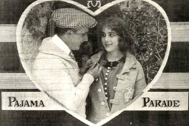 Francelia Billington, uma das pioneiras do cinema