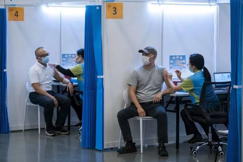 China terá passaporte digital para quem se vacinou ou está sem o coronavírus
