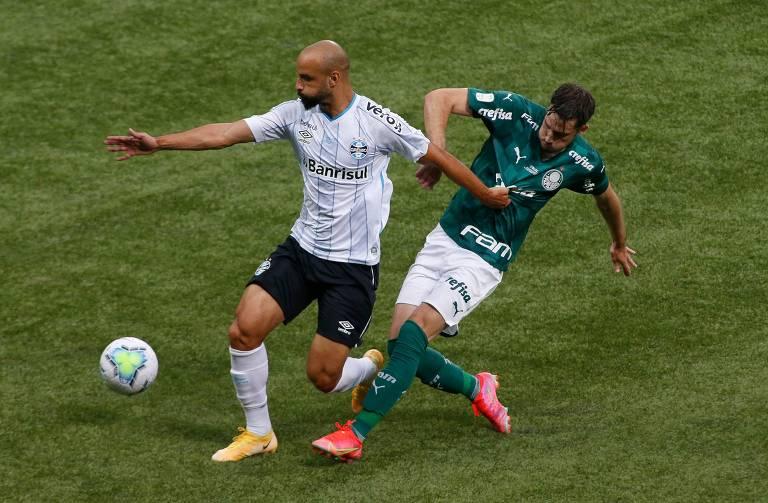 Quarta Copa do Brasil está na casa de quem mais a mereceu nos dois jogos, o Palmeiras