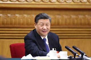 (DOS SESIONES)CHINA-BEIJING-XI JINPING-APN-DELIBERACION