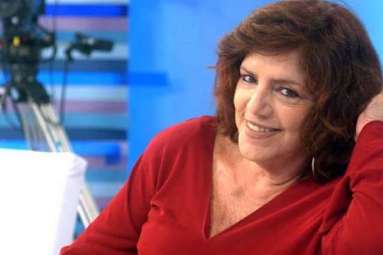 Lúcia Leme, ex-apresentadora do Sem Censura, da TVE