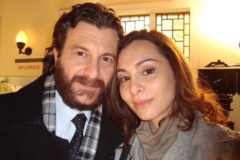 Roberto Birindelli e Marta Nieto