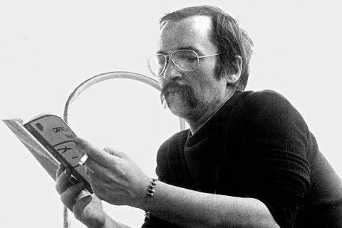 LOCAL DESCONHECIDO, DATA DESCONHECIDA: Literatura: Paulo Leminski (1944-89), autor dos livros