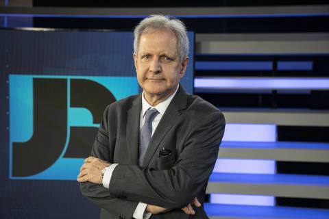 Augusto Nunes é o novo âncora do Jornal da Record News