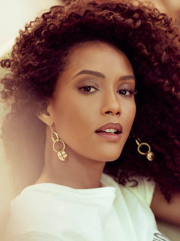 Imagens da atriz Taís Araújo
