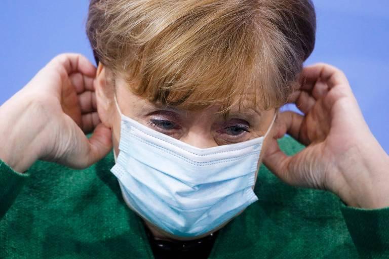 Escândalo de venda de máscaras assombra partido de Merkel na Alemanha