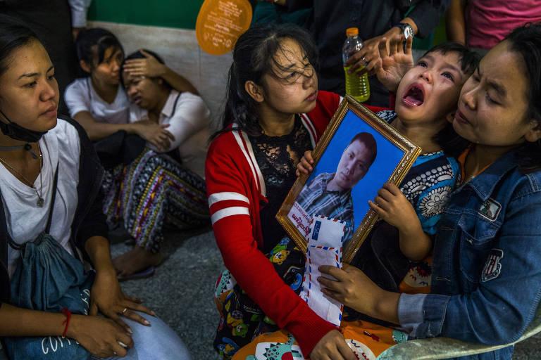 Além de matar, militares estupram mulheres e usam minorias como escudos humanos em Mianmar