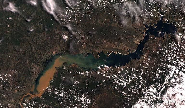 Primeiras imagens do satélite brasileiro Amazônia-1