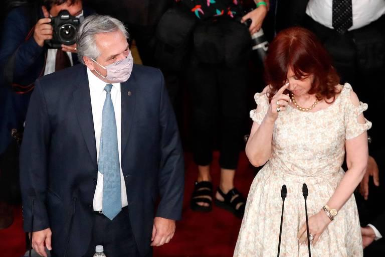 Argentina vira alvo de bolsonaristas com campanha sobre fim do país 'comunista'