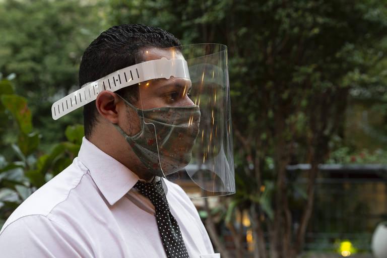 Qual máscara usar?