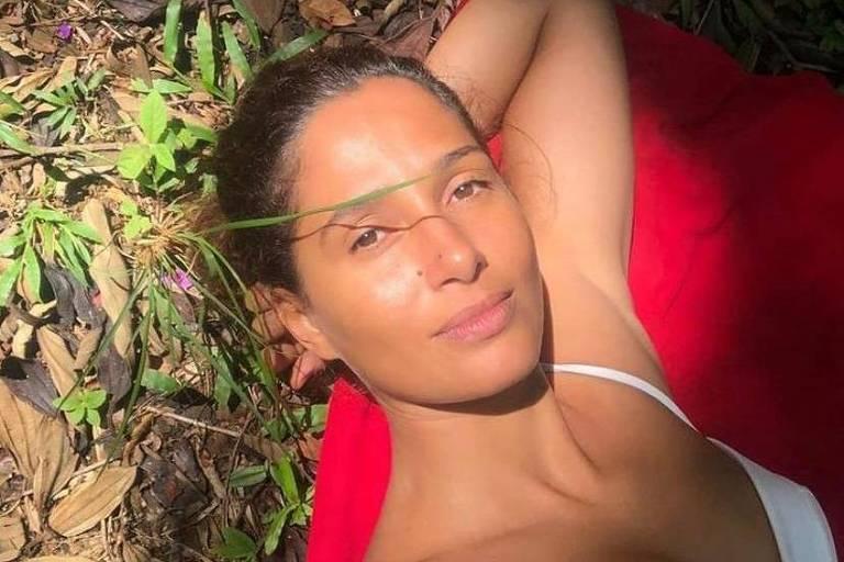 Camila Pitanga será julgada pelo TRE-RJ por ter declarado voto na internet