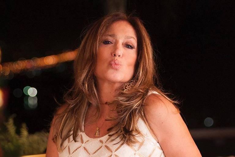 Susana Vieira diz que se casou com Rubens de Falco, mas tinha medo dele