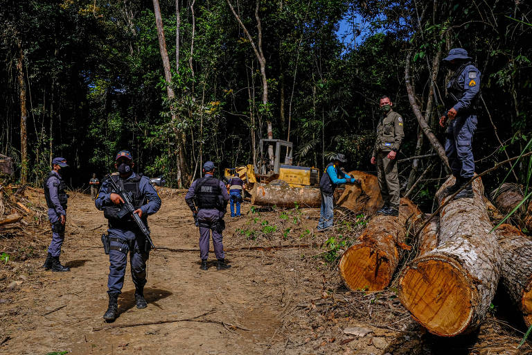 Mato Grosso concilia produção com preservação