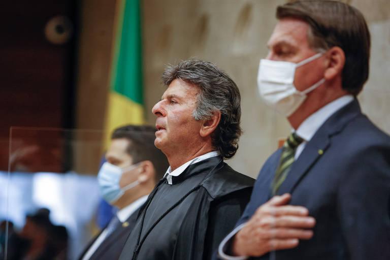 Investigações na PF são obstáculos para redução de tensão entre Bolsonaro e STF no curto prazo