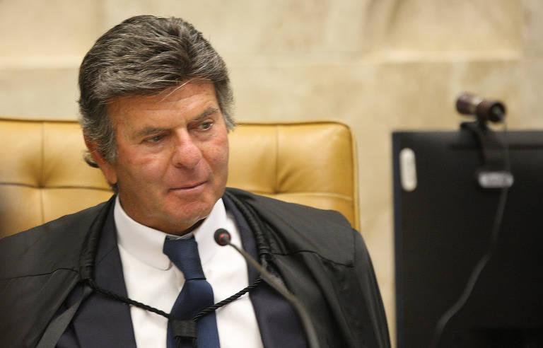 Fux socorreu Bolsonaro no momento em que fatos saíam de controle