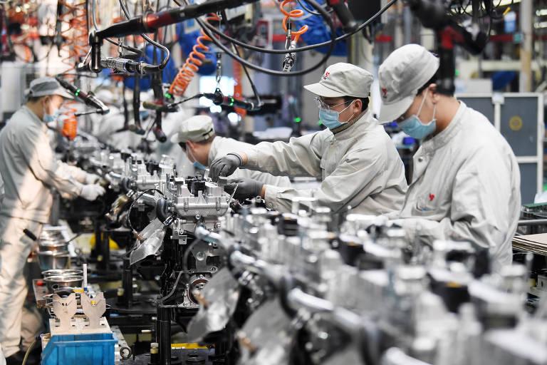 Novo desenvolvimento da China traz novas oportunidades para o mundo