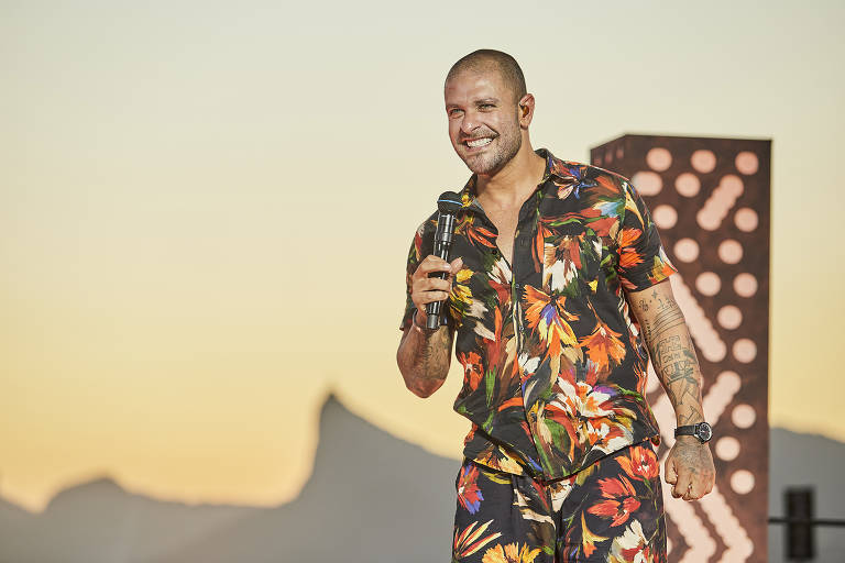 Diogo Nogueira recebe convidados no projeto audiovisual Samba de Verão