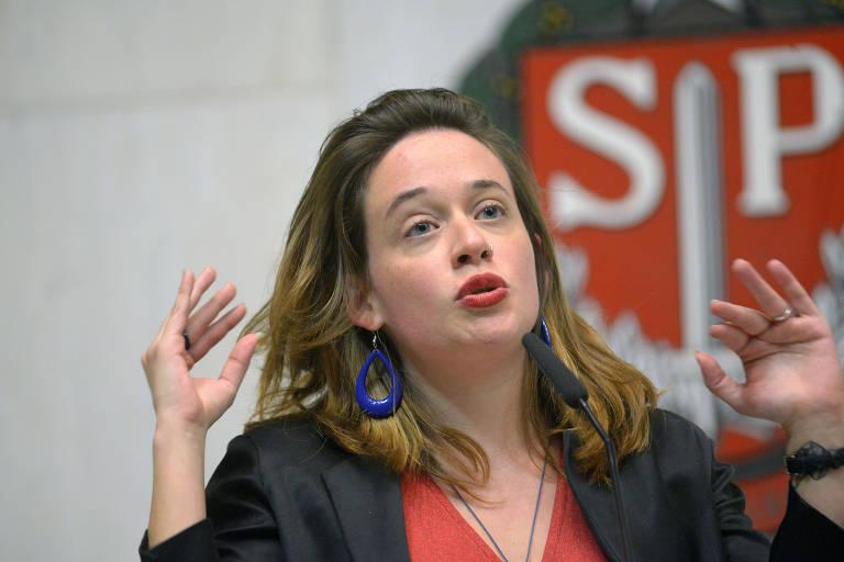 Esta é a deputada estadual paulista Isa Penna