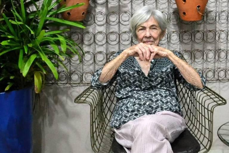 Augusta Silva dos Santos, 93