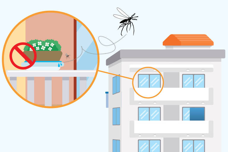 Saiba como evitar a propagação da dengue nos condomínios