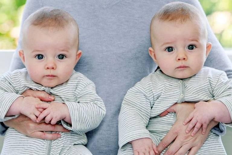 A taxa de gêmeos nascidos em todo o mundo aumentou em um terço desde os anos 1980