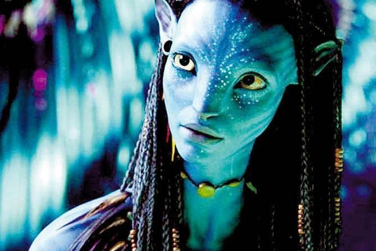 Cena do longa-metragem 'Avatar'