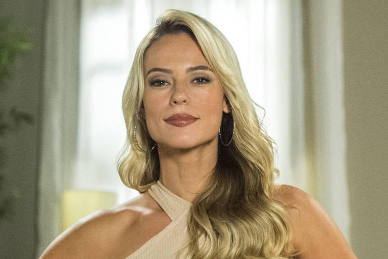 Casa de Paolla Oliveira pega fogo e atriz pede atenção às instalações elétricas