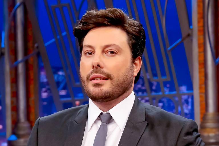 Danilo Gentili é criticado por comentário machista contra Luísa Sonza