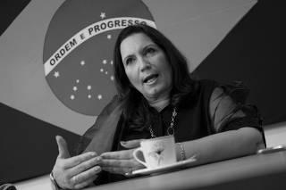 Entrevista com a deputada federal Beatriz Kicis de Sordi (PSL-DF),
