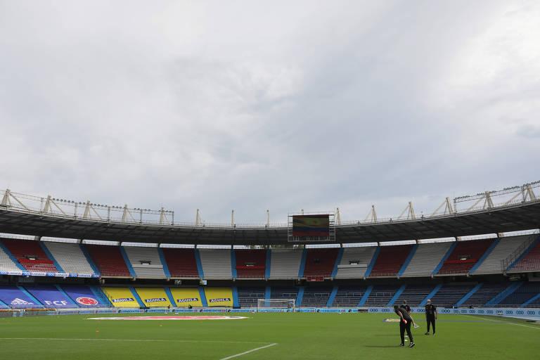 Estádio Metropolitano Roberto Meléndez, em Barranquilla, recebrá a final da Copa América