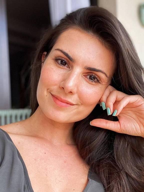 Imagens da apresentadora Nathalia Arcuri