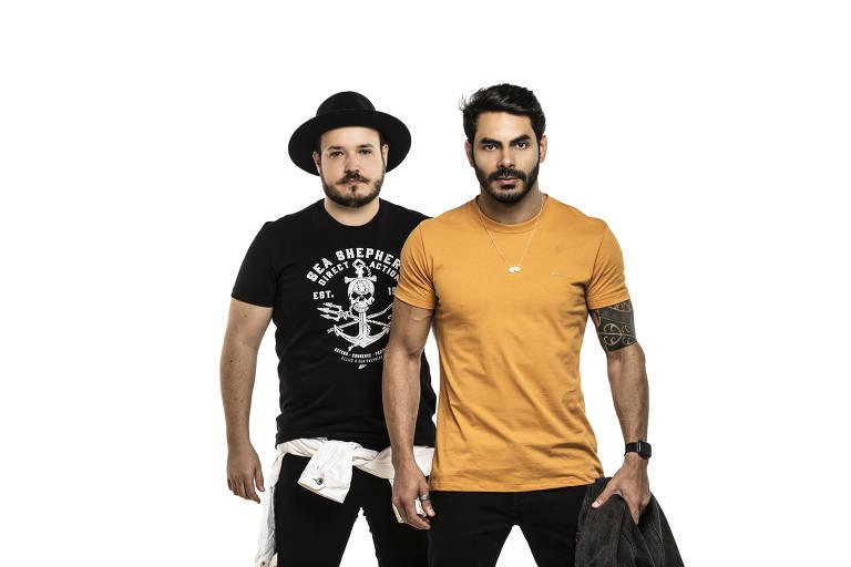 """Israel e Rodolffo que, pela primeira vez na carreira, alcançaram o topo das músicas mais ouvidas no país nas duas principais plataformas de áudio – Spotify e Deezer – e estão no TOP 50 Global em ambas. """"Batom de Cereja"""""""