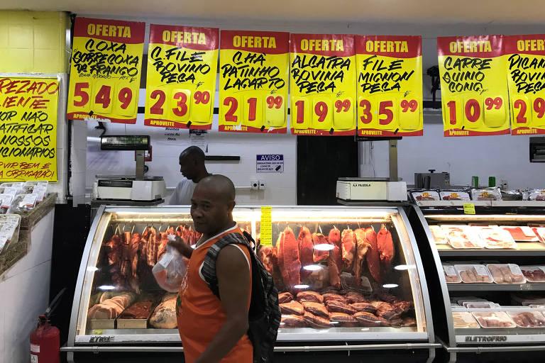 A inflação atravessou o Samba