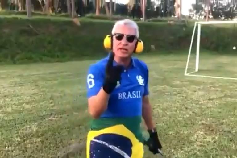 Advogado de Lula diz que promotora age como defensora de homem que ameaçou ex-presidente com arma