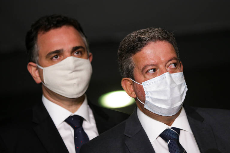 Lira e Pacheco defendem discutir modelo de privatização da Petrobras e outras empresas públicas